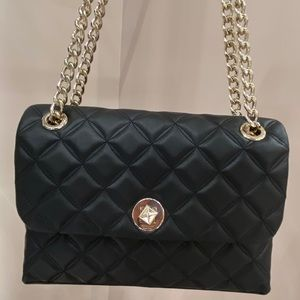 🌟2 for $475 Kate Spade - Natalia Smooth Quilted Leather Flap